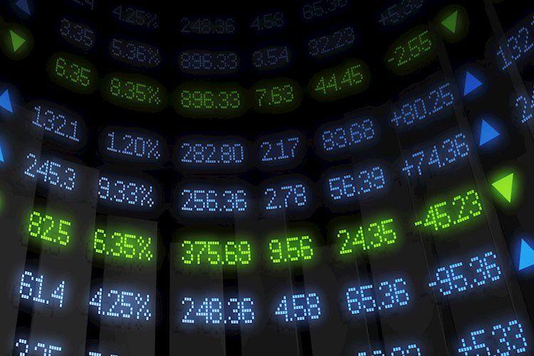 El comercio cae en un clima de aversión al riesgo