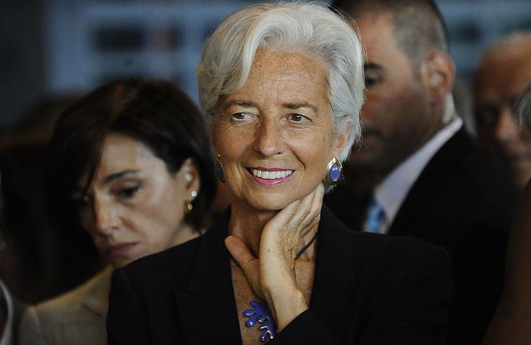 Transmisión en vivo del discurso de Lagarde – 10 de junio