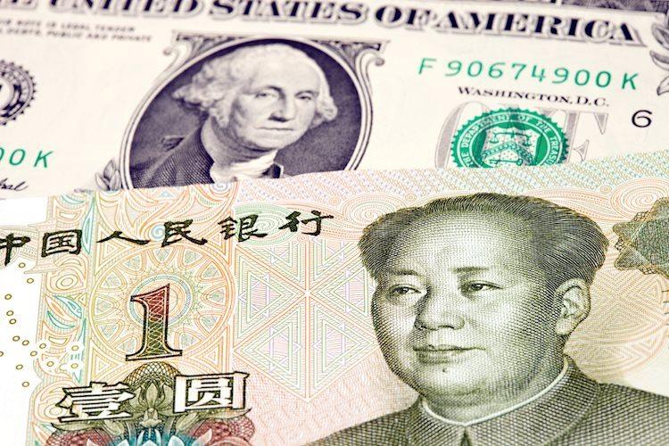 El índice de la cesta del yuan de China alcanza nuevos máximos en cinco años