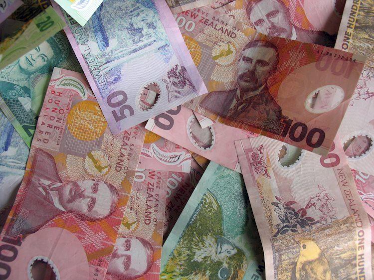 NZD / USD consolida ganancias intradía, se mantiene por encima de la marca 0.7000