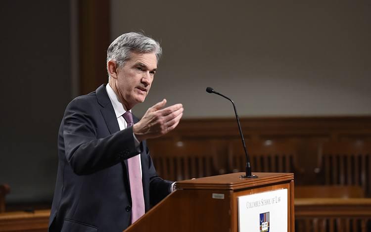 La perspectiva cambiante para la reelección del presidente de la Fed, Powell