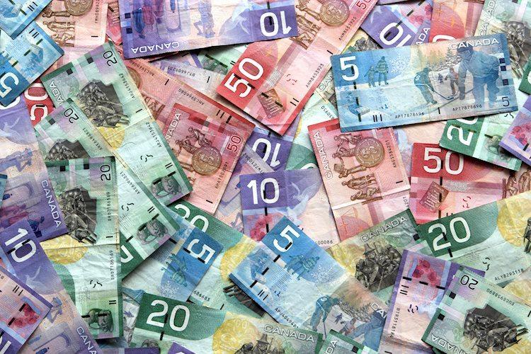 USD / CAD cae a 1,2700 en medio de un modesto repunte del petróleo