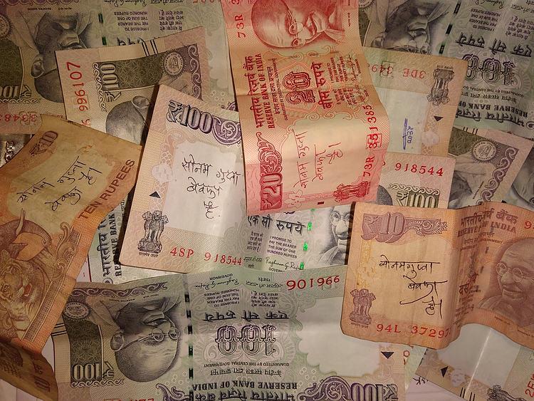 La rupia defiende 74,00 a pesar de la caída de las infecciones por Covid en la India