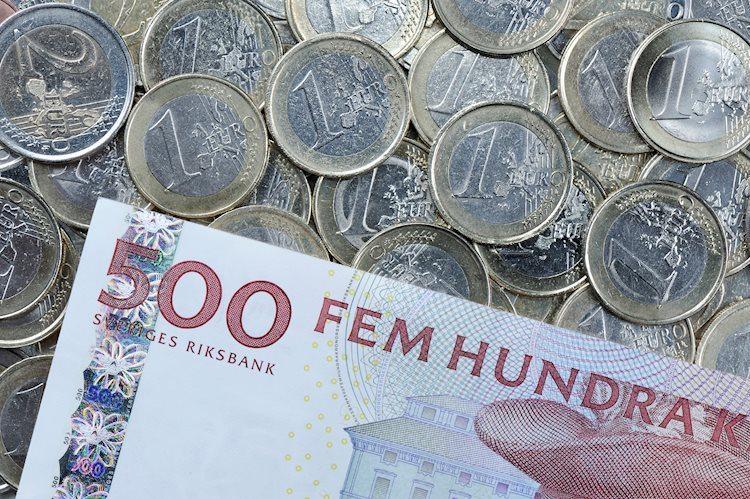 El EUR / SEK se ve en 10,50 durante 12 meses, la fortaleza de la corona será de corta duración – Danske Bank