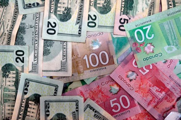 USD / CAD reduce las pérdidas iniciales, parece registrar ganancias diarias modestas alrededor de 1.2540