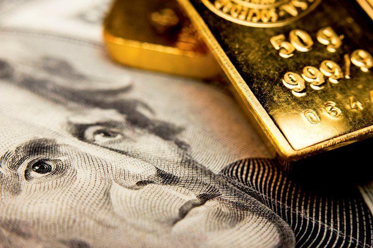 XAU / USD se consolida por encima de $ 1,800 ya que los vendedores no logran mantener el control