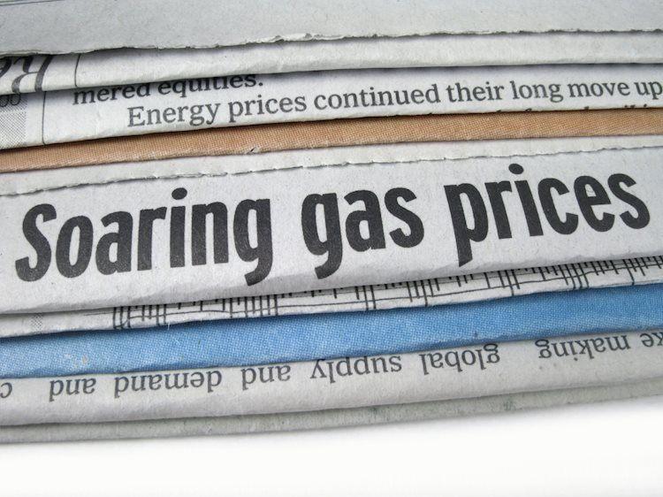 Futuros de gas natural: ¿la subida pierde impulso?