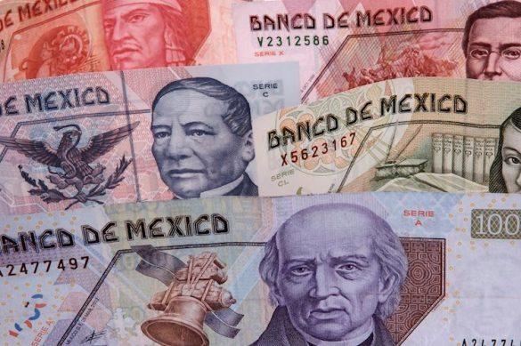 Peso mexicano cerca de máximo mensual, podría probar 19,50