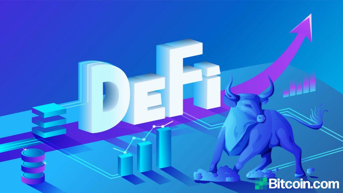 Defi Economy se recupera más rápido que la mayoría de los activos criptográficos después de la caída del mercado de Bitcoin Planet