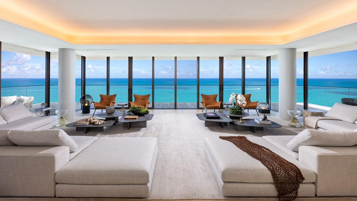 El ultra exclusivo Surfside Penthouse en Miami se vende por $ 22 millones en un acuerdo totalmente criptográfico – Bitcoin News