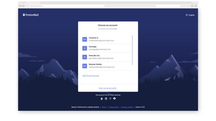 ProtonMail obtiene una nueva apariencia elegante, ya que la tecnología de privacidad es la corriente principal – TechCrunch