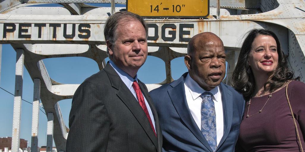 Una conversación con el senador Doug Jones