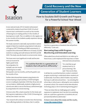 Cómo acelerar el crecimiento de las habilidades y prepararse para un año escolar poderoso