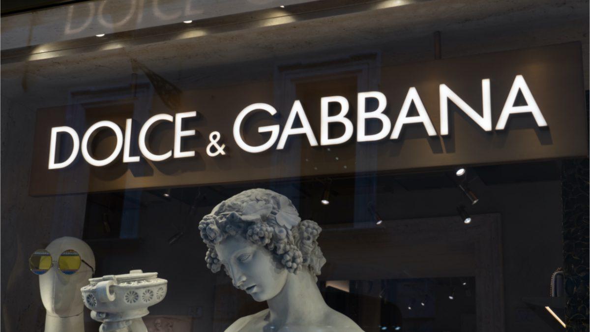Dolce & Gabbana lanzará una colección NFT inspirada en la alta costura en VeneciaBitcoin noticias