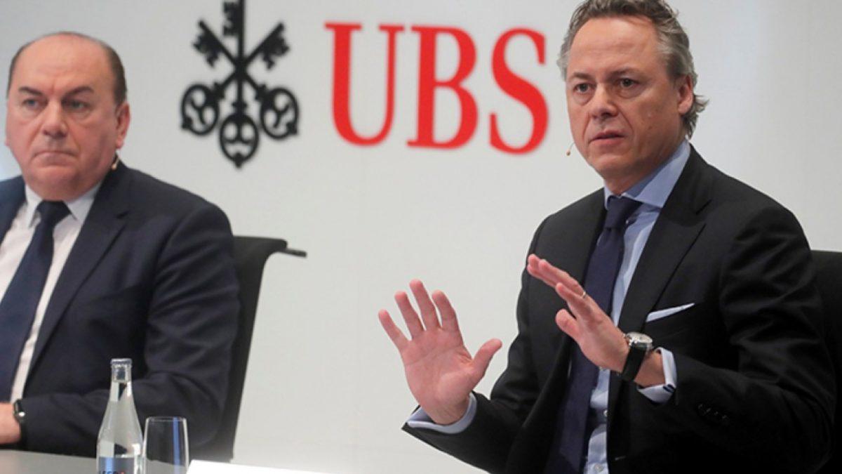 El banco más grande de Suiza, UBS, dice que los clientes tienen criptografía FOMO
