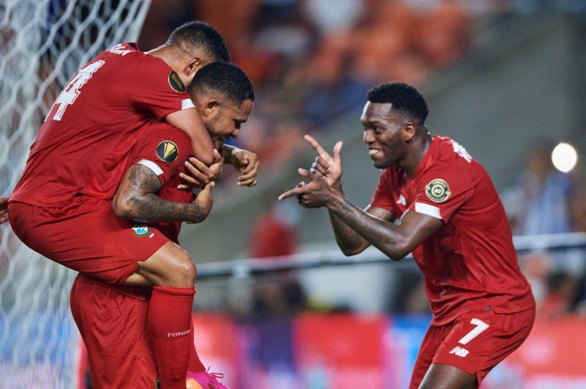 El fútbol panameño sueña con ganar la Copa Oro y participar en Qatar 2022