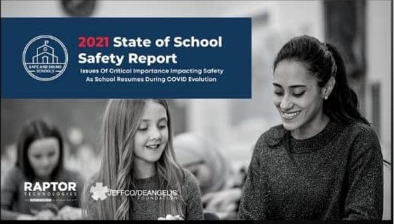 El informe del estado de la seguridad escolar revela una brecha del 30% entre los padres y los administradores sobre las percepciones de la seguridad escolar