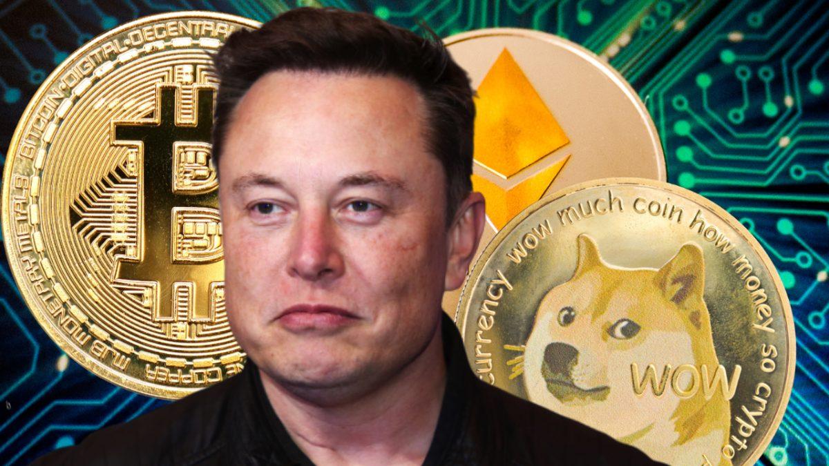 "Elon Musk revela que Spacex es dueño de Bitcoin, él personalmente es dueño de BTC, Ethereum, Dogecoin – ""Podría bombear pero no volcar"""