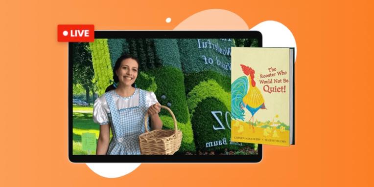 Litnerd transmite actores en vivo en el aula para ayudar a los niños a conectarse mejor con la lectura – TechCrunch