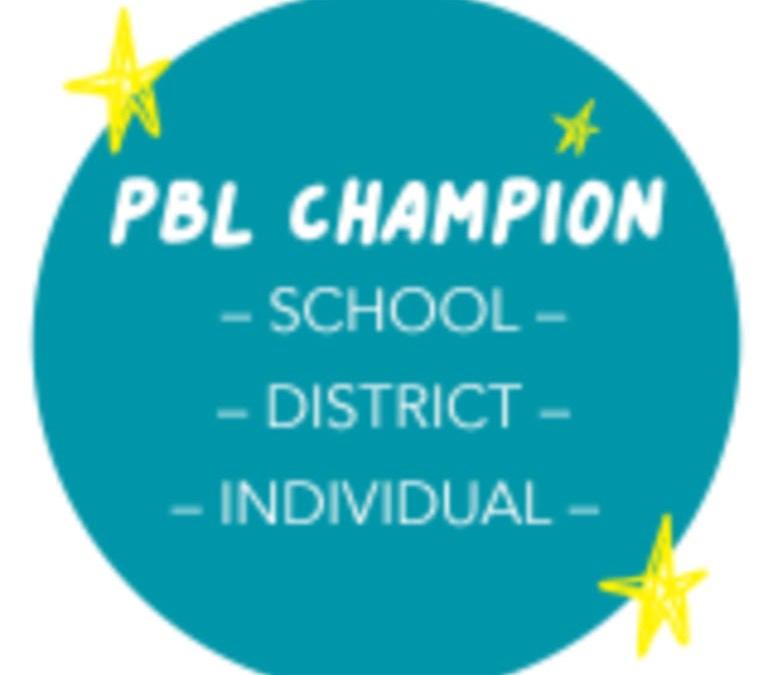 PBLWorks anuncia sus Campeones PBL 2021