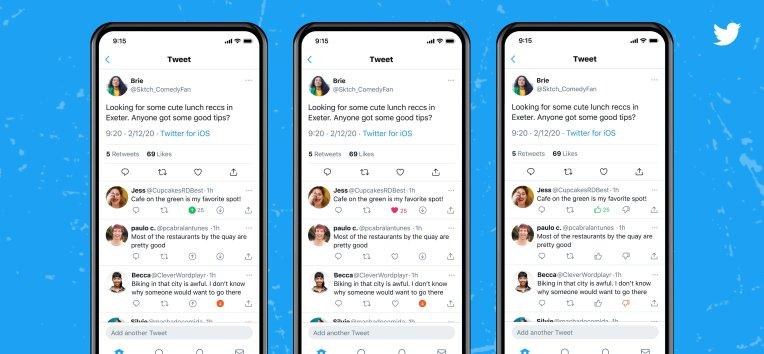 Twitter está probando botones de voto a favor y en contra al estilo de Reddit – TechCrunch
