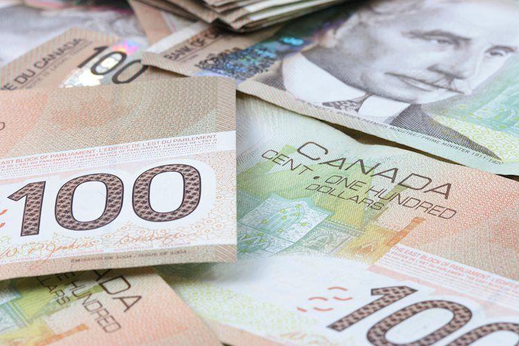 El USD / CAD rebota por encima de 1.2660 después de probar 1.2600 hoy.