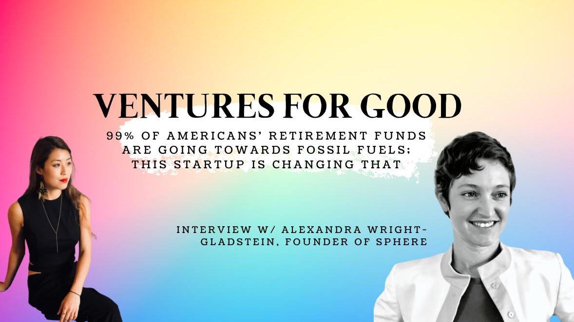 El 99% de los fondos de jubilación de los estadounidenses se destinan a combustibles fósiles;  Esta startup está cambiando eso