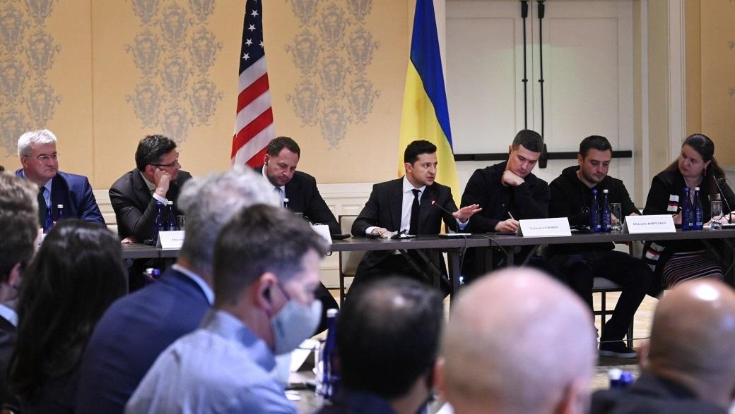 El cripto mercado es un 'vector de desarrollo' para la economía digital de la nación, dice el presidente de Ucrania