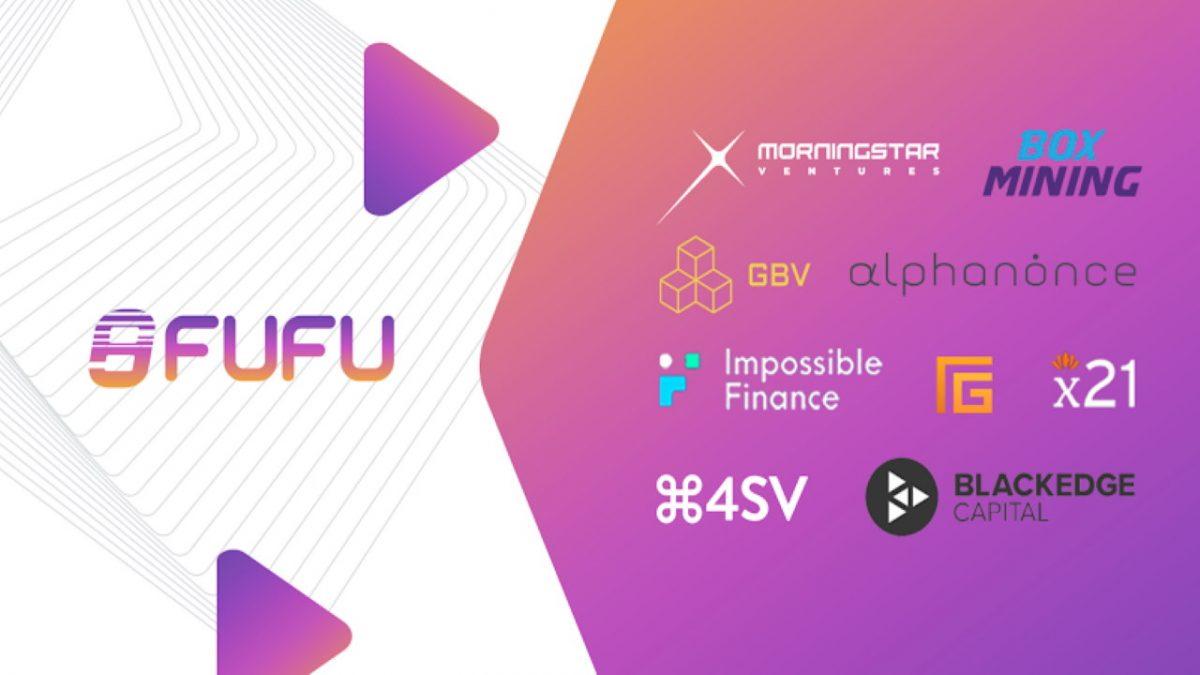 FUFU recauda 1,7 millones de dólares de importantes inversores para desarrollar una plataforma de marketing de contenidos de próxima generación