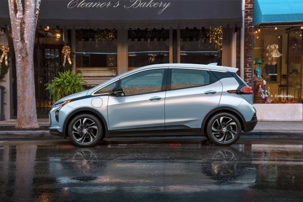 GM reemplazará los módulos de batería en los vehículos eléctricos Chevy Bolt retirados del mercado a partir del próximo mes – TechCrunch