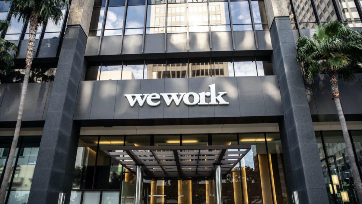 La empresa de tecnología financiera Revolut paga el espacio de trabajo Wework con sede en Dallas con Bitcoin