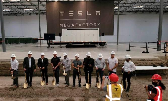 La megafábrica de fabricación de baterías de Tesla abre nuevos caminos en California – TechCrunch