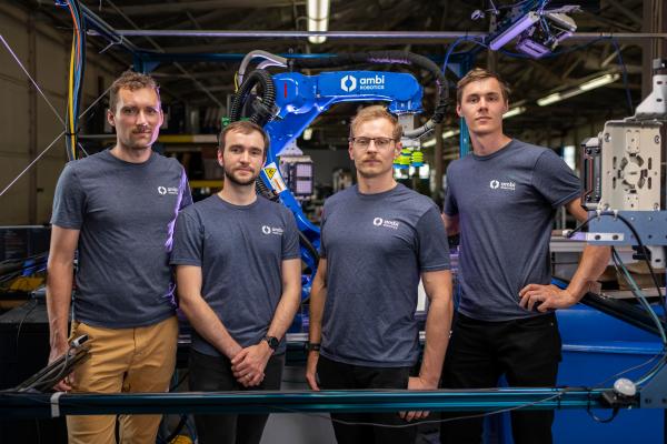 La startup de robótica logística Ambi recauda $ 26 millones – TechCrunch