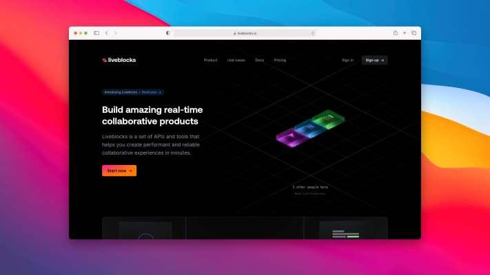 Liveblocks es una API que le permite agregar colaboración en tiempo real a su producto – TechCrunch