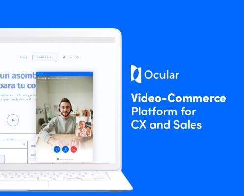 Ocular Solution lleva el video chat al recorrido del cliente – TechCrunch