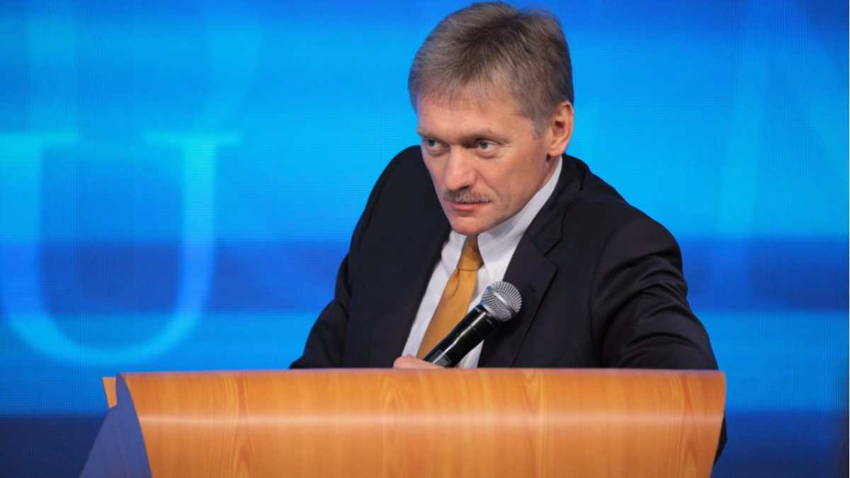 Rusia no está lista para Bitcoin como moneda de curso legal, dice el portavoz de Putin, Peskov