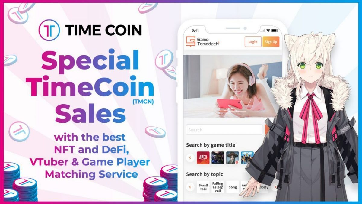 TimeCoin (TMCN) planea ofrecer un innovador sistema DeFi llamado Creador Patrocinador Staking – Comunicado de prensa de Bitcoin News