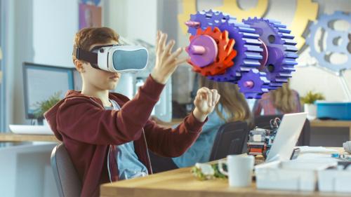 Cómo la tecnología 3D puede ayudar a superar las barreras del aprendizaje