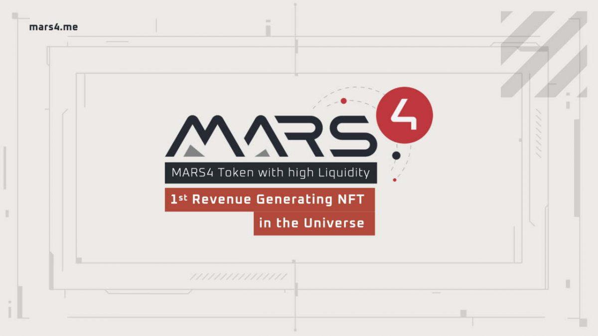 Dólares MARS4 de alta liquidez y generación de ingresos NFT Mars Terrain – Sponsored Bitcoin News