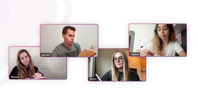 StudyStream les brinda a los estudiantes un lugar para estudiar en vivo con miles de personas más – TechCrunch
