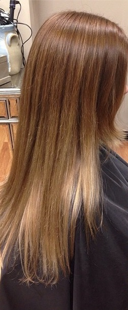 hair color blog before and after photos