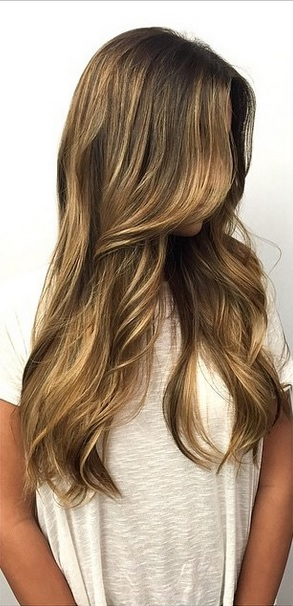 cinnamon brunette hair color - love it