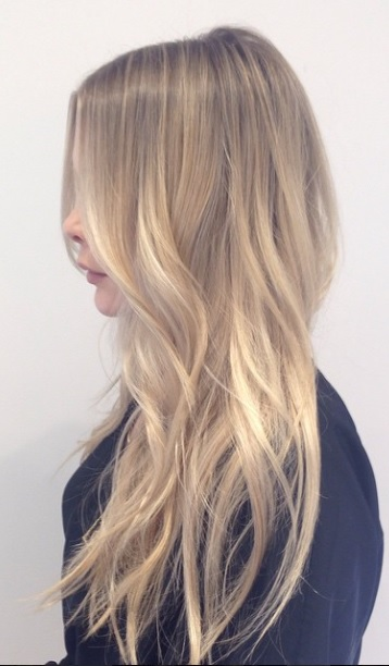 blonde hair color trends 2015