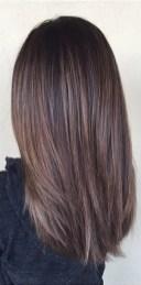 cool tone brunette