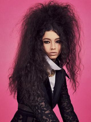 big hair inspriation