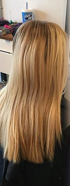 great hair color makeover blog