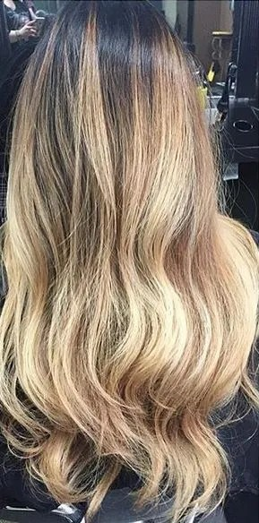 hair color pictures before and after