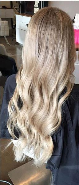 mermaid blonde hair color