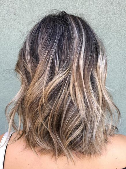 ash-brunette-balayage-highlights
