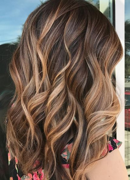 amazing-brunette-balayage-highlights